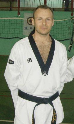 olivier BE2 taekwondo