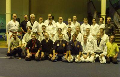 stage kyusho-jitsu dim mak DKI Dillman ken Smith